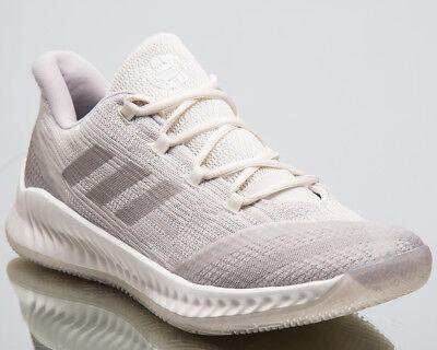 Adidas Men/'s James Harden B//E 2 Low Top Basketball Shoe AQ0033 WHITE Size 7.5