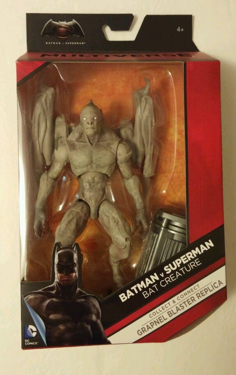 Batman DC comics Multiverse Batman Bat Creature vs Superman 6  mattel