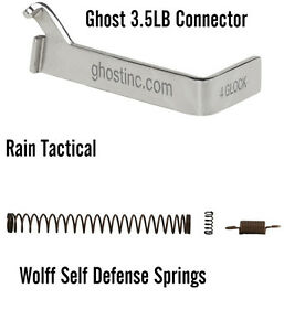 Groovy For Glock 23 Ghost 3 5 Lb Trigger Connector Wolff Self Defense Wiring Cloud Pimpapsuggs Outletorg