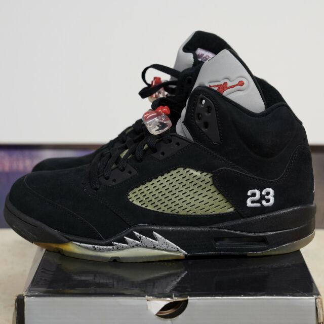 Size 11 - Jordan 5 Retro Metallic 2011