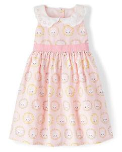 GYMBOREE Beautiful Stripe Easter Dress Spring Nwt Girls Size 6-12 M