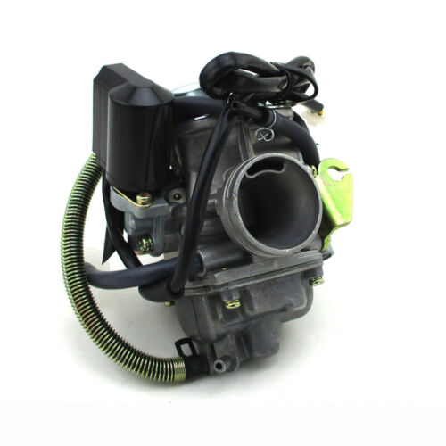 PD24 Carburetor For GY6 125cc 150cc ATV Quad Go Kart Buggy Sunl Roketa Coolster