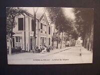 CPA - ( 77 ) - COMBS-LA-VILLE -  L' Hôtel du Départ