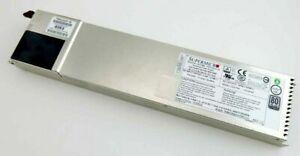 Supermicro PSU Server Netzteil 920W Redundant PWS-920P-1R 80 Plus Platinum