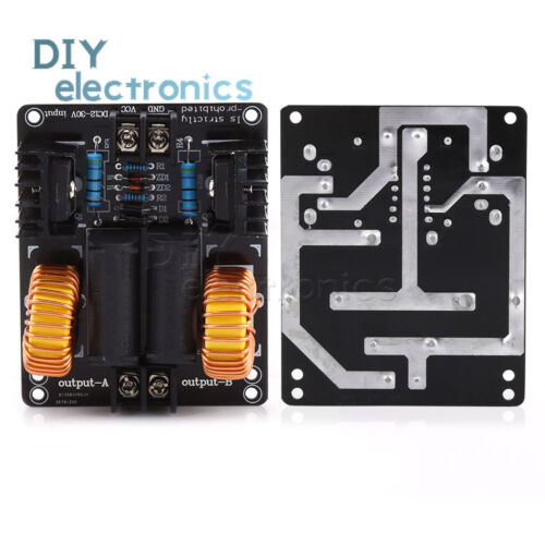 ZVS 500W High Voltage Induction Heating Board Module Flyback Driver Heater