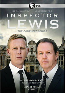 Inspector-Lewis-The-Complete-Series-18-Disc-DVD-NEW