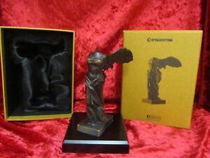 DeAgostini bronce personaje nike de samothrake reproducción de bronce nuevo  </span>