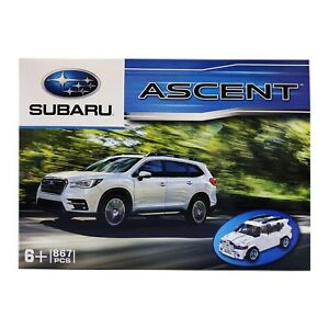Details About 2019 2020 Subaru Ascent Lego 867 Pieces Model Build New In Box Nib Genuine Brick
