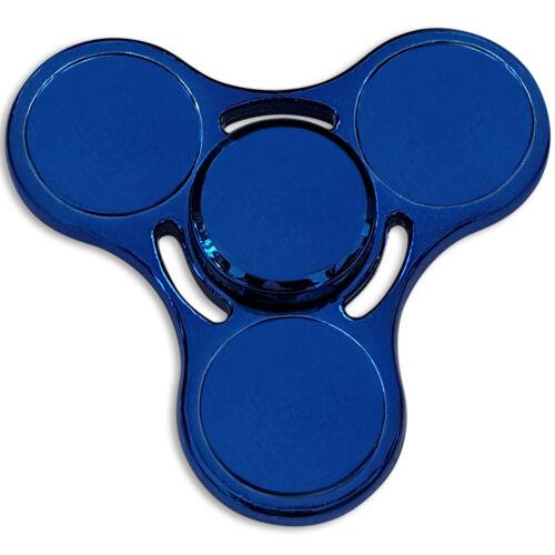 Bangers SPINNER DEL lumière flash Main Doigt Focus EDC rapide portant stress jouets UK