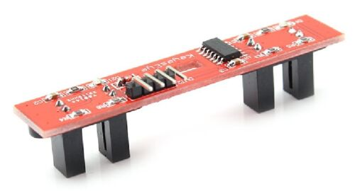 Speed measuring module robot intelligent voiture 2 canaux 5V ttl niveau puce 108 a