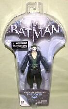 "JOKER Batman Arkham Origins Series 1 DC Collectibles 7"" Action Figure"