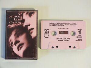K7-Audio-Patricia-Kaas-Scene-de-vie-Full-Album