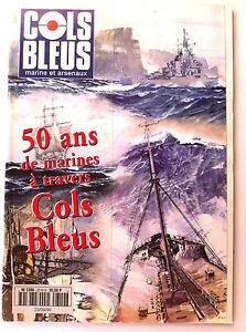 Cols Bleus N°2319 Du 23/09/1995; 50 Ans De Marines à Travers Cols Bleus 6vnlultk-08013106-150515636