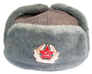 Image is loading SALE-Authentic-Russian-Soviet-Red-Army-USSR-Winter- f9a1b8f1dea