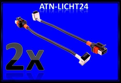 2x D1S D1R Xenon Kit Ballast Adapter Steuergät Kabel für Vorschaltgerät BMW AUDI