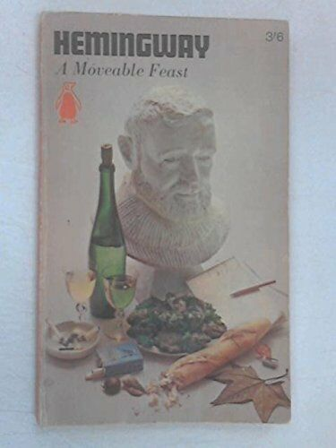 A Moveable Feast, Hemingway, Ernest 0140024239