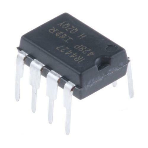 2 x Infineon IR4427PBF Dual Low Side MOSFET Power Driver 3.3A, 6-20V, PDIP 8-Pin