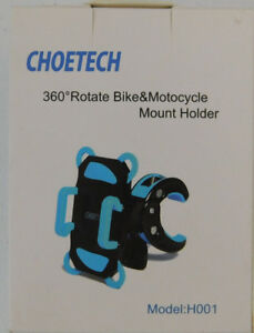 CHOETECH-H001-Universal-Bicycle-Bike-Phone-Mount-Holder-for-iPhone-iPod-Samsung