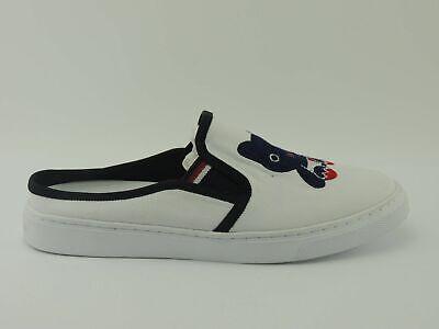 Tommy Hilfiger Sandalen Damen Schuhe Shoe SNEAKER Business Gr.37 MACY 3D JEANS