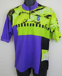 db1cf48e9 Vtg Cycling Retro Seb Jersey Top Shirt Vintage Trikot Skjorte Maglia ...