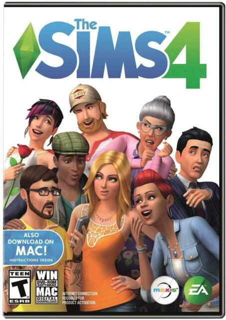 The Sims 4 [Digital Download Code] : PC or MAC