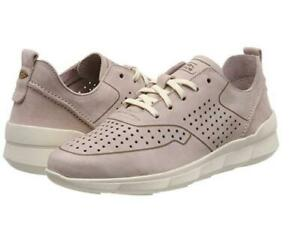 Details zu camel Active Emotion 70 LEDER DAMEN Sneakers Low Halbschuhe Fitness Schuhe 40
