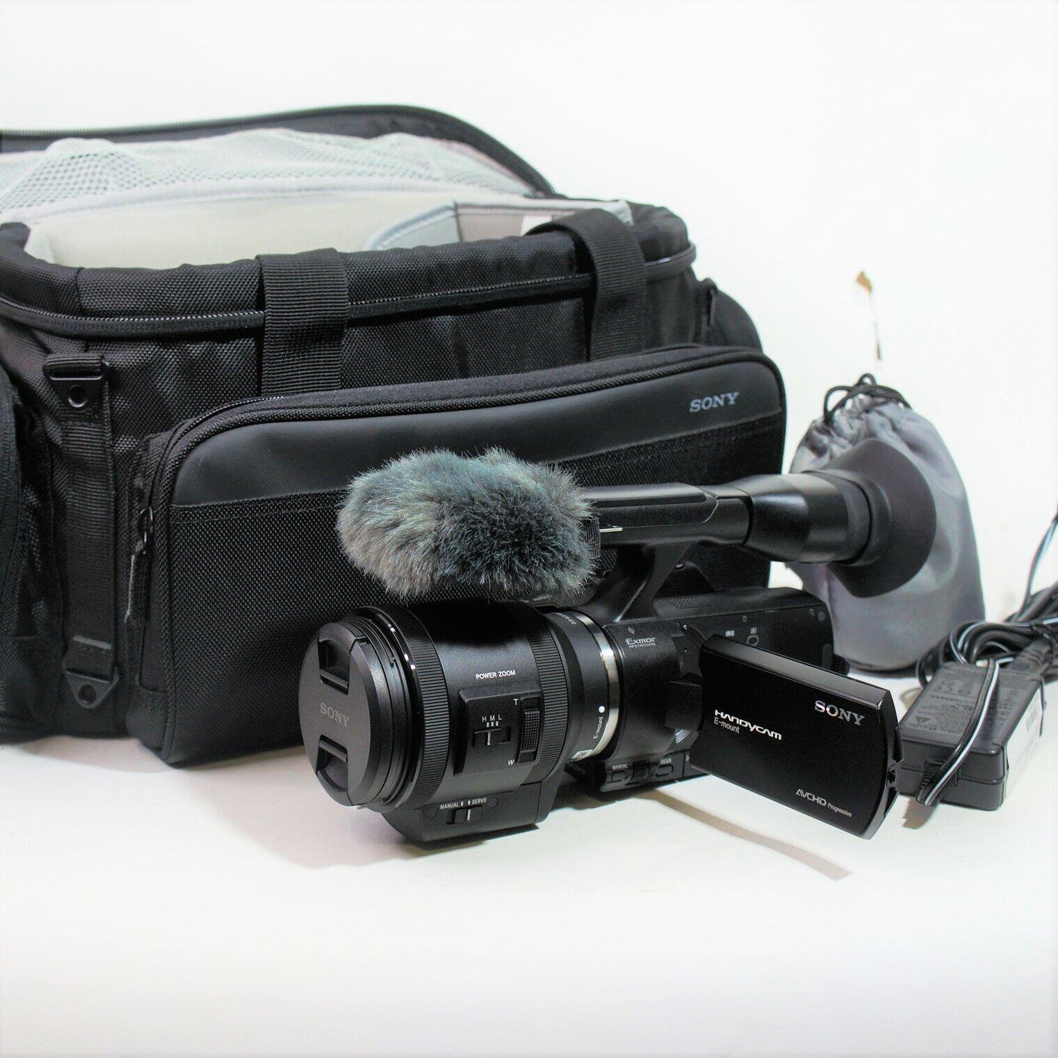 Super Tele 420-800mm für Sony E-Mount NEX-6Y NEX-VG10 NEX-VG20 EH NEX-VG30 NEU !