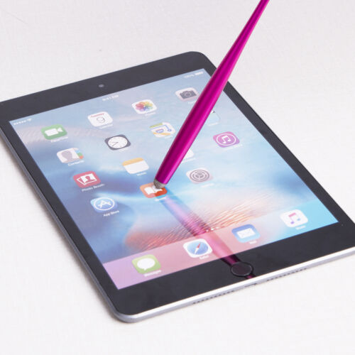 Capacitive Stylus Metal Touch Screen Pen for iPhone iPad Tablet PC Smartphone