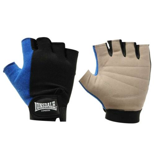 Lonsdale Unisex Fitness Gloves Training