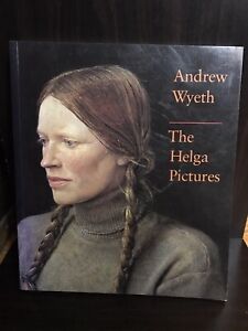 Andrew WYETH / The Helga Pictures First Edition 1987   eBay
