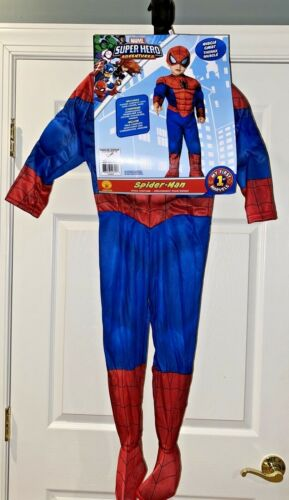 Marvel Spiderman Costume Superhero Adventures  My 1st Marvels Costume Size 2-4