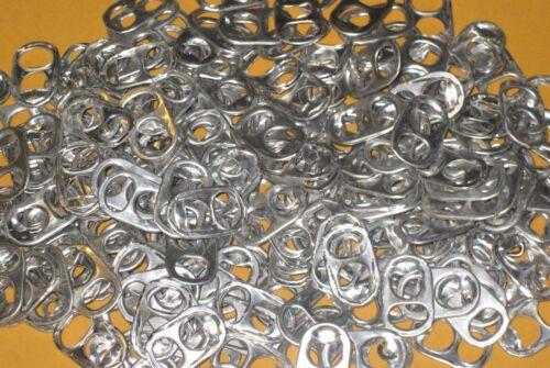 300 linguette di lattine aluminio l/'ideale per le arti e artigianato o la carità