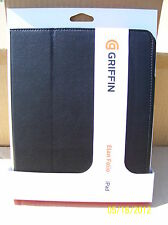 Griffin Elan Folio for iPad 1st Genration Black Carrying Case Tabpen GB01988
