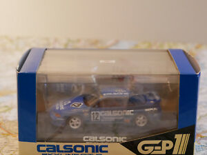 ROSSO-NISSAN-CALSONIC-SKYLINE-GT-R-1-43-ART-01001-NEW