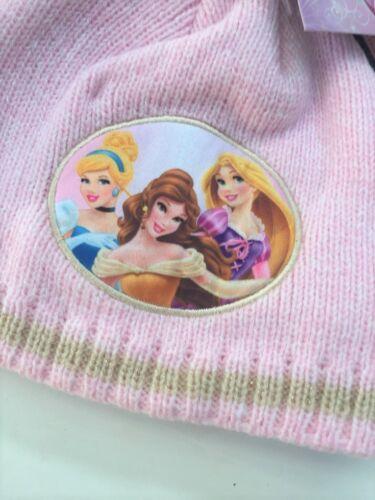 Girls Frozen Elsa Anna Princess Winter Crochet Hat Beanie *1-2-3-4-8-12 years*