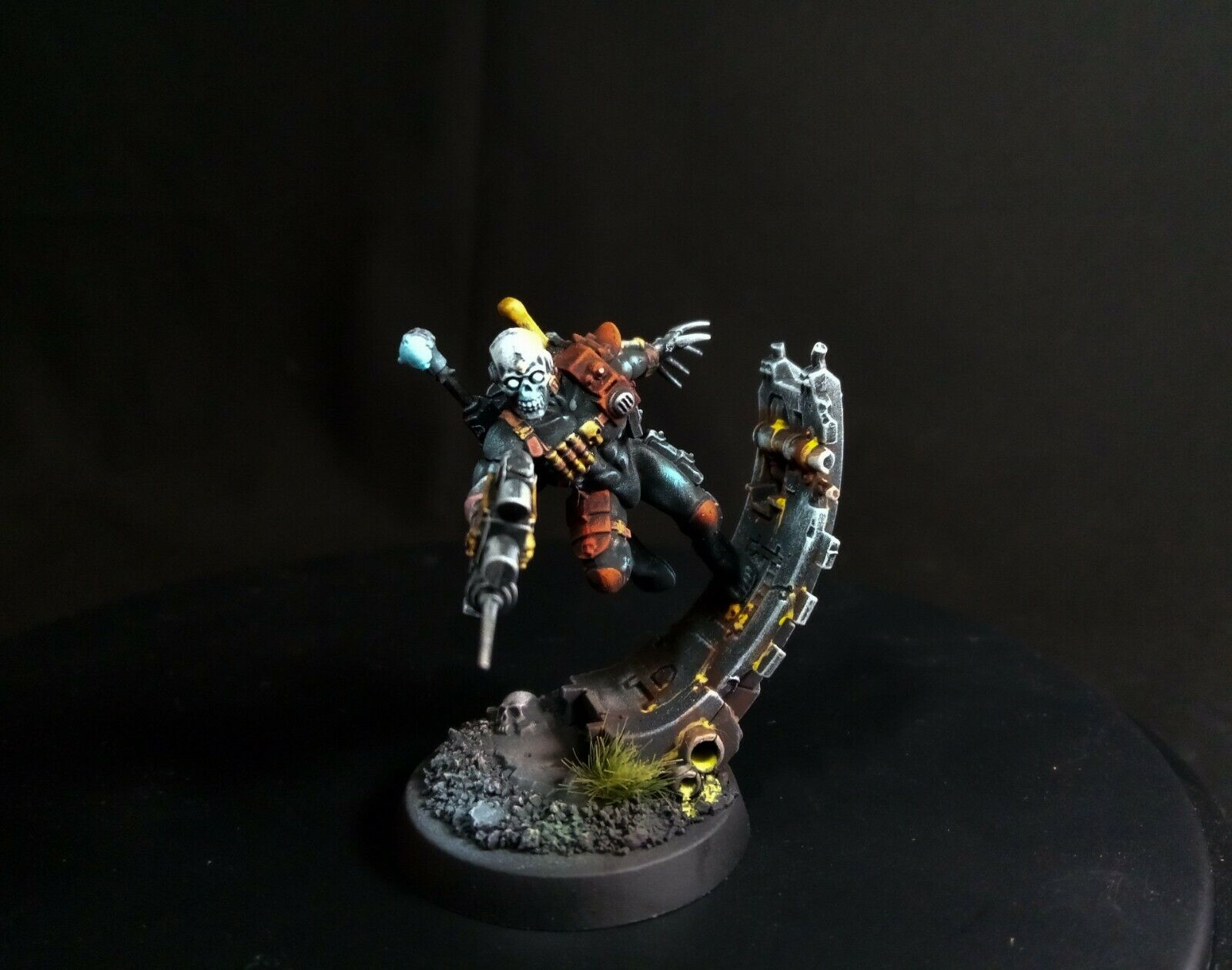 Warhammer  40k Eversor Assassin Pro painted commission  acquista online