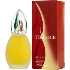 FIRE AND ICE 50ml EDC SPRAY FOR WOMEN BY REVLON --------- EAU DE COLOGNE PERFUME