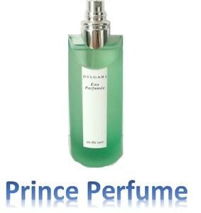BULGARI EAU PARFUMEE COLOGNE AU THE VERT SPRAY - 150 ml