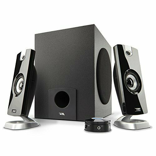 Laptop Computer PC Speaker System 2.1 Subwoofer Desktop Gaming Surround Sound. Buy it now for 36.46