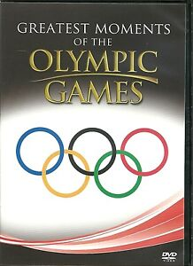 GREATEST-MOMENTS-OF-THE-OLYMPIC-GAMES-DVD-SUPREME-ACHIEVEMENTS-amp-MORE