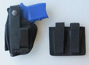 For KelTec P3AT NEW BROWN IWB Soft Gun Holster 380 /& Kel-Tec P32 Pistol