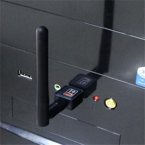 ralink rt5370ChipHI 150M USB WiFi Wireless Adapter,LAN w//AntennaRaspberryPi 2 B