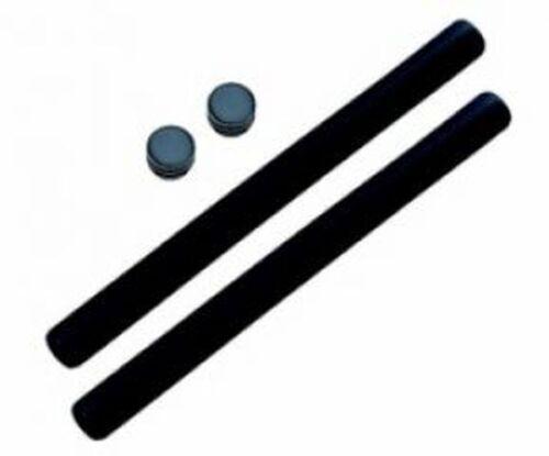 Bicicleta-lenkerüberzug Contest foam Grip par de 400 mm negro espuma