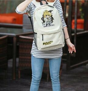 Seraph of the End Owari no Seraph Mikaela Hyakuya School Backpack Shoulder Bag