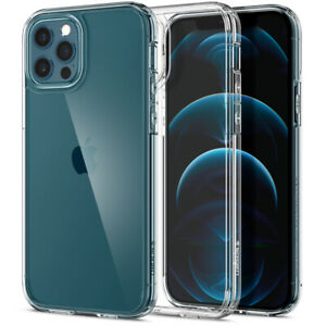 iPhone 12 Mini, 12, 12 Pro, 12 Pro Max Case | Spigen® [Ultra Hybrid] Cover