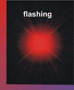 Vente Pas Cher 10 X Smd Led Type 0805 Rouge Red Clignotant Clignotant Flash Flasher Blink-afficher Le Titre D'origine