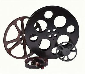 Details About Rustic Finish Film Reel Wall Decor 3 Piece Set For Home Theater And Media Room
