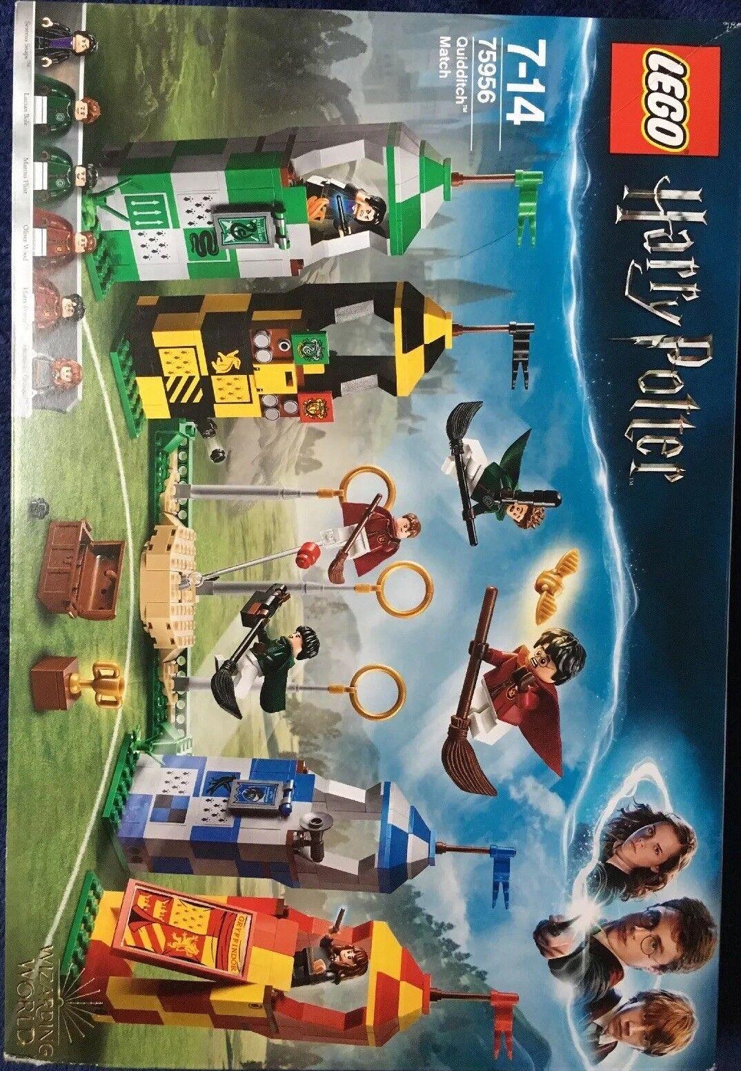 Lego Harry Potter 75956 (brand New)