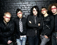 My Chemical Romance American Rock Band Music MCR03 POSTER A4 A3 BUY 2 GET 1 FREE