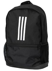 93981a04 Details about Adidas TIRO Backpack Bags Sports Black White Casual School  GYM Travel Bag DQ1083